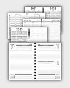 daily schedulle template ATD14