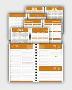 daily schedulle template ATD16
