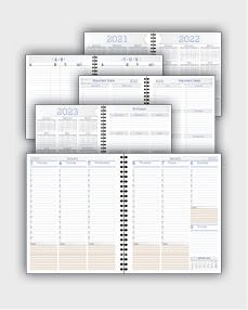 daily schedulle template ATD20