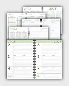 daily schedulle template ATD23
