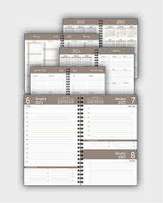 daily schedulle template ATD28