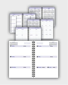 daily schedulle template ATD33