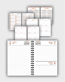 daily schedulle template ATD35
