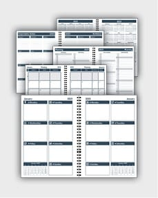 daily schedulle template ATD37