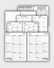 daily schedulle template ATD38