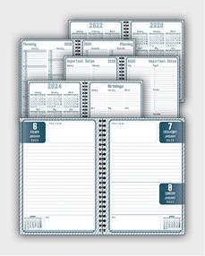 daily schedulle template ATD43