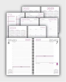 daily schedulle template ATD45