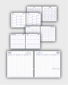 daily schedulle template ATD49