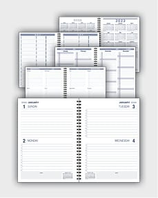 daily schedulle template ATD52