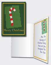 christmas cards indesign templates. Black Bedroom Furniture Sets. Home Design Ideas