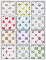 Patterns para Illustrator 026