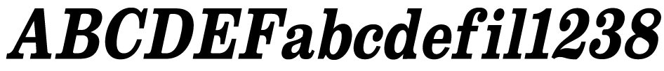 aruaques-condensed black italic